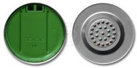 Siemens Piezo H9 Hörkapsel Grün, Generalüberholt