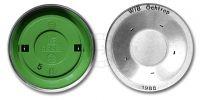 Merk Telefonbau Ts 5393 Transistor-Sprechkapsel Grün, Generalüberholt