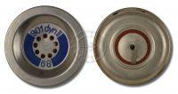 Merk Telefonbau 901 dyn II Hörkapsel Blau, Generalüberholt