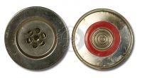 AKG 1913 Z 000 dyn Hörkapsel Rot, Generalüberholt