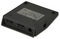 Alcatel 4093-Plugwer V24-CTI Adapter Graphitgrau, Generalüberholt