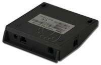 Alcatel 4094-Plugwer S0 Adapter Graphitgrau, Generalüberholt